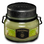 CLOSEOUT - NEW! - Key Lime Pie 8 oz. McCall's Double Wick Classic Jar Candle | McCall's Candles Closeouts