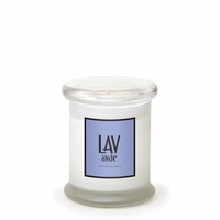 NEW! - Lavande 8.6 oz. Frosted Jar Candle by Archipelago