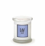 NEW! - Lavande 8.6 oz. Frosted Jar Candle by Archipelago | Shop All Archipelago Candles