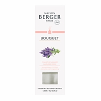 NEW! - Lavender Fields Cube Reed Diffuser - Maison Berger by Lampe Berger
