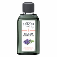 NEW! - Lavender Fields Reed Diffuser Refill - Maison Berger by Lampe Berger