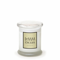 NEW! - Lemmongrass 8.6 oz. Frosted Jar Candle by Archipelago