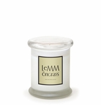NEW! - Lemmongrass 8.6 oz. Frosted Jar Candle by Archipelago | Shop All Archipelago Candles