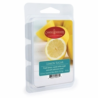 Lemon Sugar Classic Wax Melt by Candle Warmers