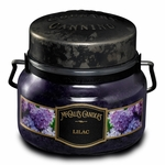CLOSEOUT - NEW! - Lilac 8 oz. McCall's Double Wick Classic Jar Candle | McCall's Candles Closeouts