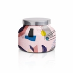 Lola Blossom 8 oz. Gallery Petite Jar Candle by Capri Blue | Gallery Collection by Capri Blue