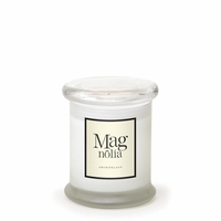 NEW! - Magnolia 8.6 oz. Frosted Jar Candle by Archipelago