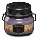 CLOSEOUT - NEW! - Make A Wish 8 oz. McCall's Double Wick Classic Jar Candle | McCall's Candles Closeouts