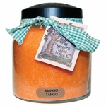 NEW! - Mango Tango 34 oz. Papa Jar Keepers of the Light Candle by A Cheerful Giver | New Releases by A Cheerful Giver