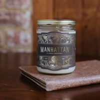 NEW! - Manhattan Cocktail 12 oz. Rewined Candle