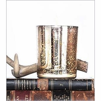 Metallic Candles by Aromatique