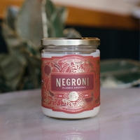 NEW! - Negroni Cocktail 12 oz. Rewined Candle