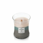 NEW! - Ocean Breeze WoodWick Trilogy Candle 10 oz. | New WoodWick Spring & Summer 2019 Releases