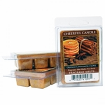 NEW! - Orange Cinnamon Clove Cheerful Candle Fragrance Melt by A Cheerful Giver | New Releases by A Cheerful Giver
