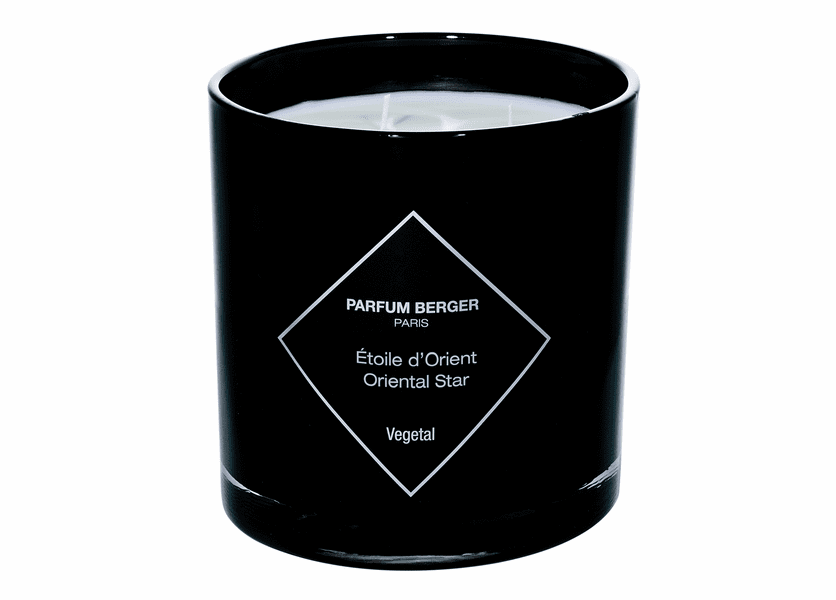 NEW! - Oriental Star Premium Candle - Maison Berger by Lampe Berger