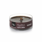 Oudwood Petite WoodWick Candle | WoodWick Petite Candles