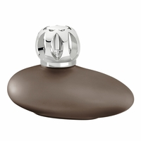 NEW! - Pebble Taupe Fragrance Lamp - Lampe Berger by Maison Berger