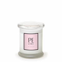 NEW! - Peony 8.6 oz. Frosted Jar Candle by Archipelago