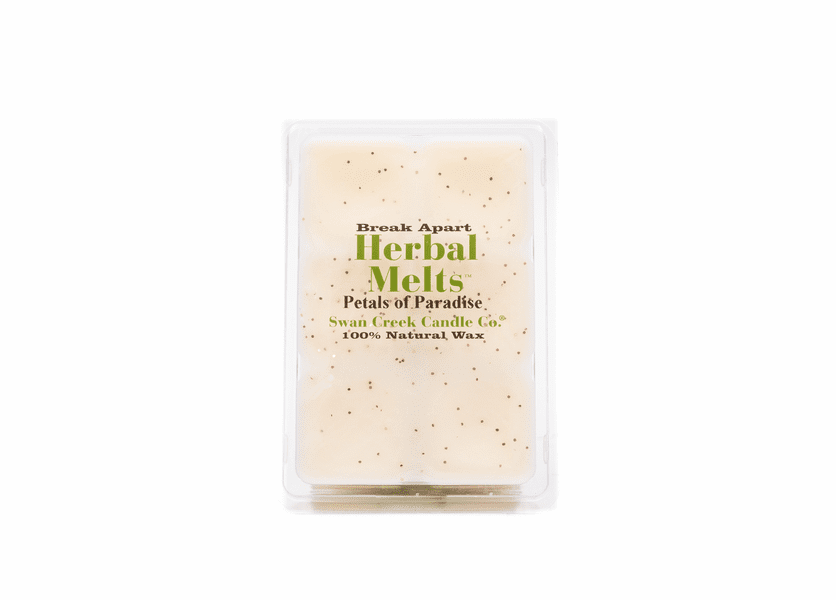 NEW! - Petals of Paradise 5.25 oz. Swan Creek Candle Drizzle Melts