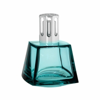 NEW! - Polygon Blue Fragrance Lamp - Lampe Berger by Maison Berger