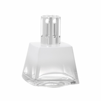 NEW! - Polygon White Fragrance Lamp - Lampe Berger by Maison Berger