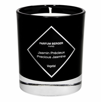 NEW! - Precious Jasmine Graphic Candle - Maison Berger by Lampe Berger