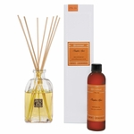 CLOSEOUT - Pumpkin Spice 4 oz. Reed Diffuser Set by Aromatique | Aromatique Fragrance Closeouts
