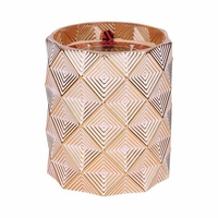NEW! - Red Currant Collection Golden Allure Votivo Candle