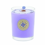 NEW! - Relax (Geranium Lavender) Seeking Balance 15 oz. Large Spa Candle by Root | Seeking Balance Spa Candles by Root