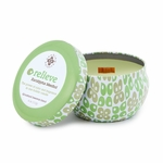 Relieve (Eucalyptus Menthol) 4 oz. Seeking Balance Spa Traveler Tin by Root | Seeking Balance Spa Traveler Tins by Root