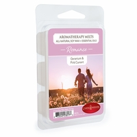Romance (Geranium & Pink Currant) Aromatherapy Wax Melt by Candle Warmers