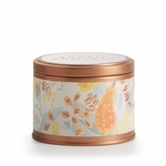 NEW! - Rustic Pumpkin Metallic Tin Illume Candle | Holiday Collection by Illume Candles