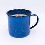 NEW! - S'mores Gourmet Enamelware Medium Mug Swan Creek Candle | Gourmet Enamelware Collection