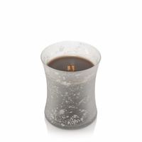 NEW! - Sand & Driftwood Sea & Sand Decorated Medium Hourglass WoodWick Candle