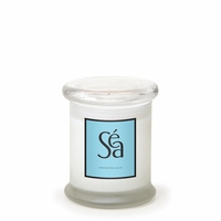 NEW! - Sea 8.6 oz. Frosted Jar Candle by Archipelago