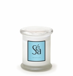 NEW! - Sea 8.6 oz. Frosted Jar Candle by Archipelago | Shop All Archipelago Candles