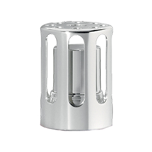 NEW! - Silver Top Small - Lampe Berger by Maison Berger