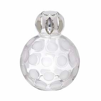 NEW! - Sphere Frosted Fragrance Lamp - Lampe Berger by Maison Berger