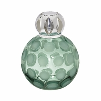 NEW! - Sphere Green Fragrance Lamp - Lampe Berger by Maison Berger