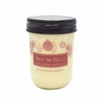 NEW! - Sugar Plum Merlot Christmas Traditions 12 oz. Jar Swan Creek Candle | Autumn & Christmas Traditions Jar Candles