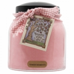 NEW! - Tender Moments 34 oz. Papa Jar Keepers of the Light Candle by A Cheerful Giver | New Releases by A Cheerful Giver