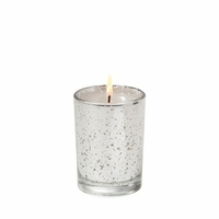 CLOSEOUT - The Smell of Spring  2.7 oz. Metallic Votive  by Aromatique