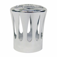 NEW! - Tulip Silver Top Large - Lampe Berger by Maison Berger