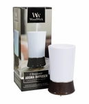 Ultrasonic Aroma Oil Diffuser WoodWick Candle | WoodWick Aroma Diffuser & Oils