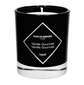 NEW! - Vanilla Gourmet Graphic Candle - Maison Berger by Lampe Berger