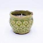 CLOSEOUT - Vanilla Pound Cake French Farmhouse Small Round Pot Swan Creek Candle | Swan Creek Candles Closeouts