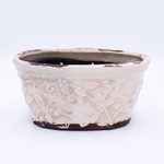 NEW! - Vanilla Pound Cake Holiday Pottery Window Box Swan Creek Candle | Swan Creek Candle Holiday Pottery Candles