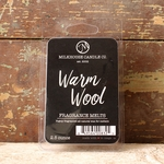 Warm Wool Fragrance Melts by Milkhouse Candle Creamery | Fragrance Melts by Milkhouse Candle Creamery