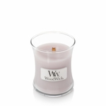 NEW! - Wild Violet WoodWick Candle 3.4 oz. | WoodWick Mini Candles