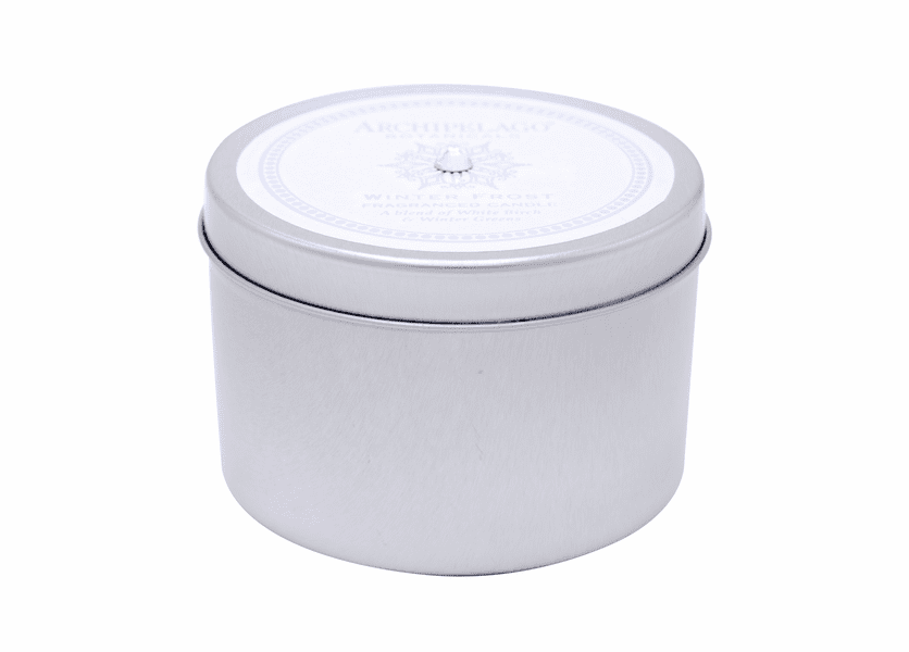 NEW! - Winter Frost 5.7 oz. Travel Tin Candle by Archipelago